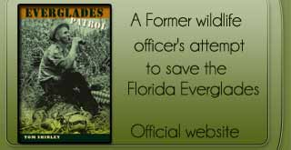 Tom shirely save florida everglades website